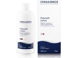 DERMASENCE Polaneth Lotion 500ml
