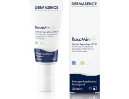 DERMASENCE RosaMin Getinte Dagcreme SPF50